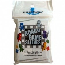 Arcane Tinmen Boardgame Sleeves 63x88mm - 100