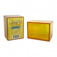 Dragon Shield Gaming Box Yellow