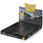 Dragon Shield 18-Pocket Pages Non-Glare Black 50