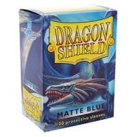 Dragon Shield Matte Blue 100