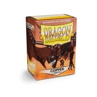 Dragon Shield Matte Copper 100