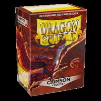 Dragon Shield Matte Crimson 100