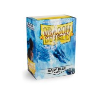 Dragon Shield Matte Baby Blue 100
