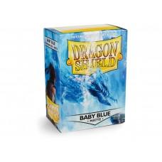 Dragon Shield Matte Baby Blue 100