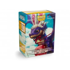 Dragon Shield Matte Art Easter Dragon 100