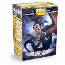 Dragon Shield Art Draxis 100