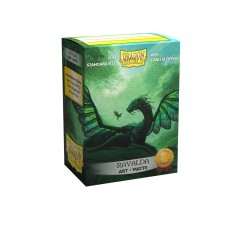Dragon Shield Matte Art Rayalda 100