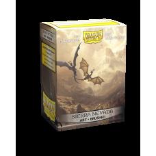 Dragon Shield Brushed Art Sierra Nevada 100