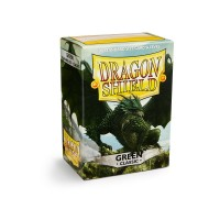 Dragon Shield Green 100