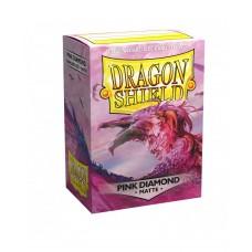 Dragon Shield Matte Pink Diamond 100