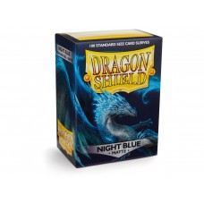 Dragon Shield Matte Night Blue 100