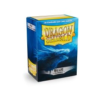 Dragon Shield Blue 100