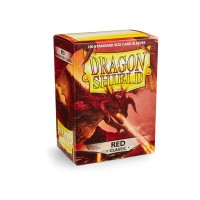 Dragon Shield Red 100