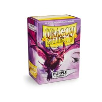 Dragon Shield Purple 100