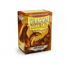 Dragon Shield Orange 100