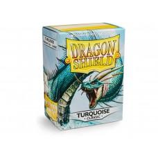 Dragon Shield Turqoise 100