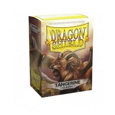 Dragon Shield Tangerine 100