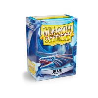 Dragon Shield Matte Blue 100