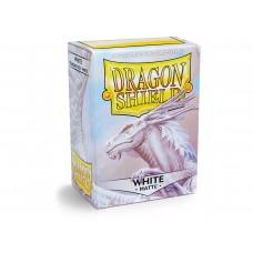 Dragon Shield Matte White 100
