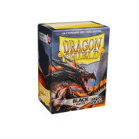 Dragon Shield Matte Non-Glare Black 100