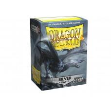 Dragon Shield Matte Non-Glare Silver 100