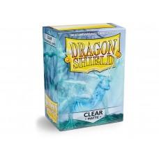 Dragon Shield Matte Clear 100
