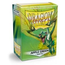 Dragon Shield Matte Apple Green 100