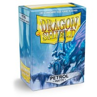 Dragon Shield Matte Petrol 100