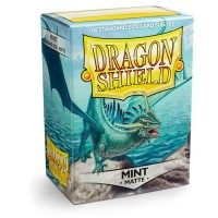 Dragon Shield Matte Mint 100