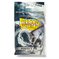 Dragon Shield Perfect Fit Clear 100