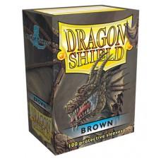 Dragon Shield Brown 100