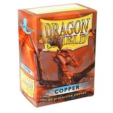 Dragon Shield Copper 100