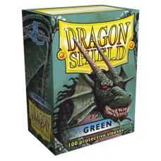 Dragon Shield Green 100