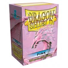 Dragon Shield Pink 100