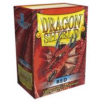 Dragon Shield Red 100