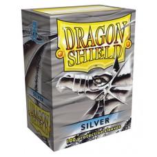 Dragon Shield Silver 100