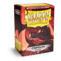 Dragon Shield Crimson 100