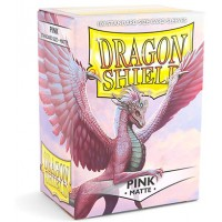 Dragon Shield Matte Pink 100