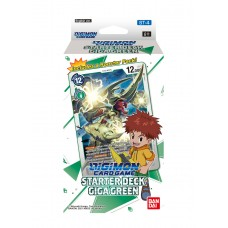 Digimon Card Game Starter Deck Giga Green