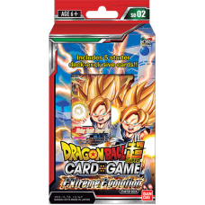 Dragon Ball Super - The Extreme Evolution Starter Deck