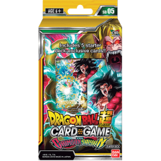 Dragon Ball Super - The Crimson Saiyan Starter Deck