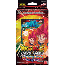 Dragon Ball Super - Destroyer Kings Special Pack Set