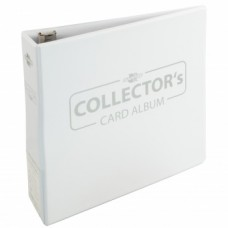 Blackfire Collectors Album - White