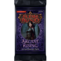 Flesh and Blood: Arcane Rising Unlimited Booster