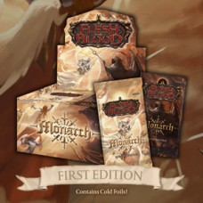 Flesh and Blood: Monarch First Edition Booster Display