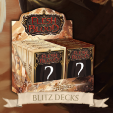 Flesh and Blood: Monarch Blitz Decks 4-Set