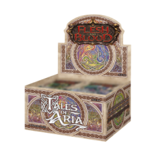 Flesh and Blood: Tales of Aria First Edition Booster Display
