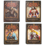 Flesh and Blood: Welcome to Rathe Unlimited Hero Decks 4-Set