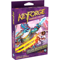 Keyforge - Worlds Collide Deluxe Deck
