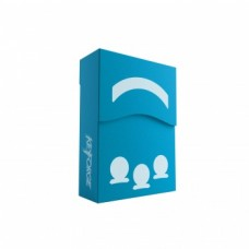 Gamegenic Keyforge Aries Deck Box Blue